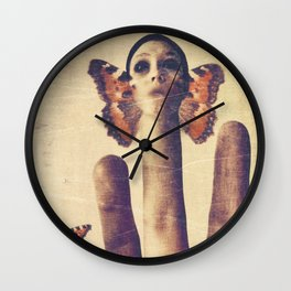 Prisoner Wall Clock