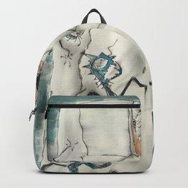 g̶o̶o̶d̶ night. Backpack