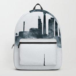 Beijing Skyline Backpack
