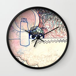 Dream Image Wall Clock