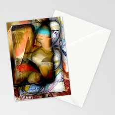 Paranormality Stationery Cards