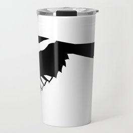 Pica Pica (magpie)  one Galery Giftshop Travel Mug