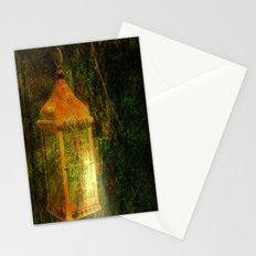 The Garden Lantern. Stationery Cards