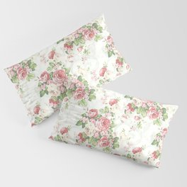 SOUTHERN BELLE FLORAL  Pillow Sham