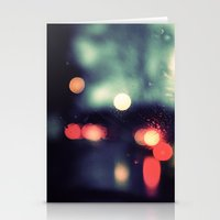 blur Stationery Cards featuring Blur by Jake Metzger Photography