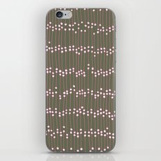 Long Dots iPhone & iPod Skin