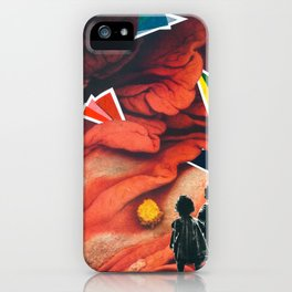 The maze of meat iPhone Case