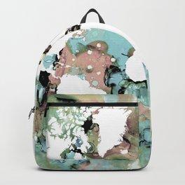 Design 96 world map Backpack
