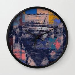 disquiet twenty (chess with holofernes) Wall Clock