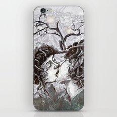 Bird Sings in The Apple Tree iPhone & iPod Skin