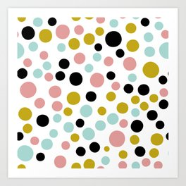 Abstract Pattern 5 Art Print