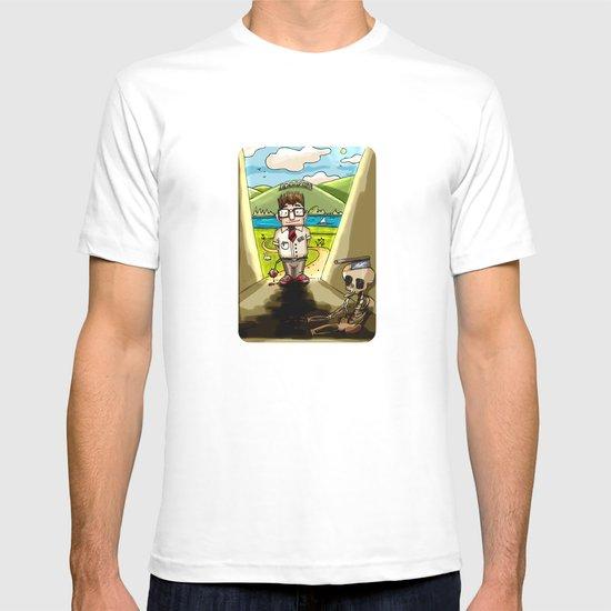 Enemy at the (Bill) Gates T-shirt