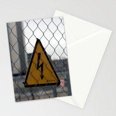 Danger Madrid Stationery Cards