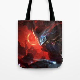 Blood Moon Yasuo League OF Legends Tote Bag