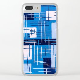 Living in levity Clear iPhone Case