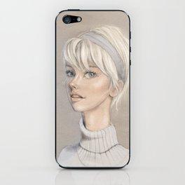 Lizzy iPhone Skin