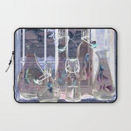 Bottled Mermaids Laptop Sleeve