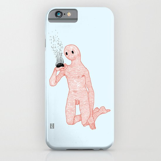 And Still It Burns iPhone & iPod Case