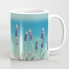 beach - lavender blues Mug