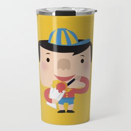 Ice Cream Please (Yellow Tales Series) Travel Mug