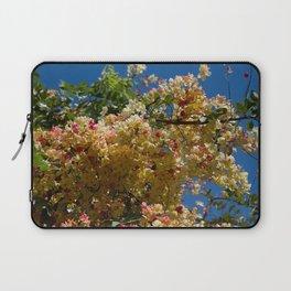 Wilhelmina Tenney Rainbow Shower Tree Laptop Sleeve