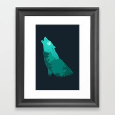 The Sound Of Nature Framed Art Print