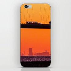 Working Dawn iPhone & iPod Skin