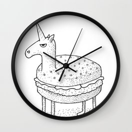 McChicken Unicorn Wall Clock