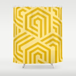 Crazy Vibes Shower Curtain