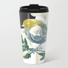 The Juniper Tree Metal Travel Mug