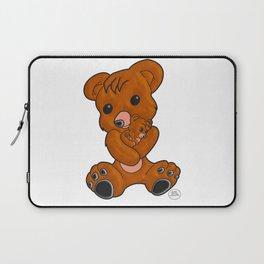Teddy's Love Laptop Sleeve