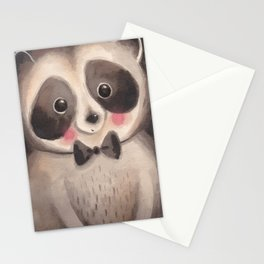 Mr Loris with his bowtie Stationery Cards