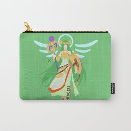 PALUTENA(SMASH)GREEN Carry-All Pouch
