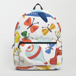 Kids Air Transportation Backpack