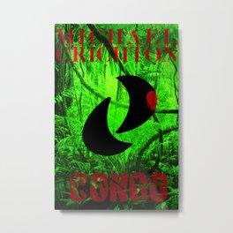 CONGO Metal Print