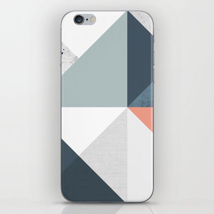 Modern Geometric 12 iPhone Skin
