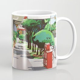 Cactus Cafe Coffee Mug