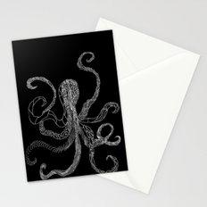 B&W Octo Stationery Cards