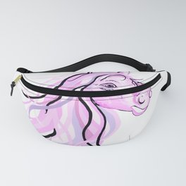 Pretty Pink Pony Fanny Pack