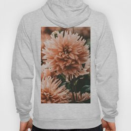 Dahlia Blossoms #nature #painting Hoody
