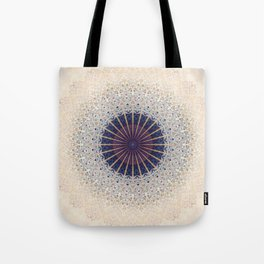 Mandala Drawing design Tote Bag