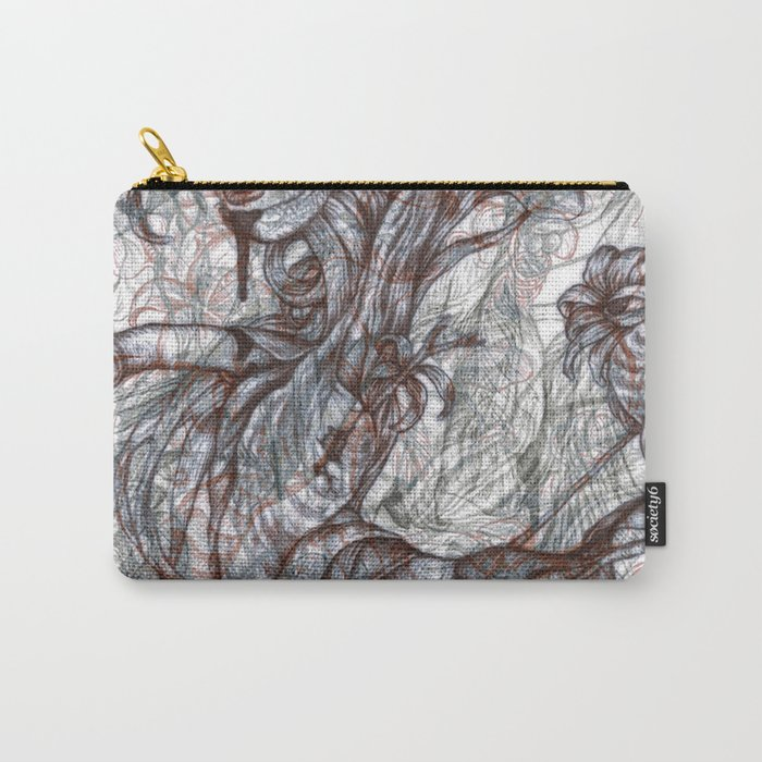 abstractness Carry-All Pouch