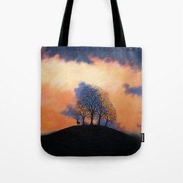 Keeper of the Barrow Tote Bag