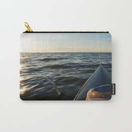 Kayaking Port Angeles Carry-All Pouch