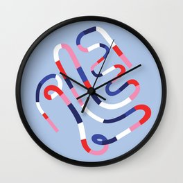ROLLERCOASTER Wall Clock