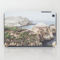 salt water iPad Cases featuring Salt Flats by Jessica Pei