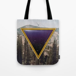 Space Frame Tote Bag