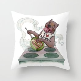 Shorty Throw Pillow