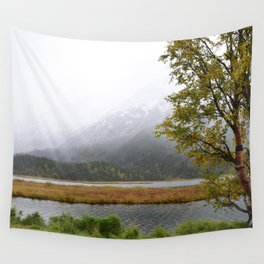 Season's First Snow II Wall Tapestry