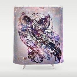owl2 Shower Curtain